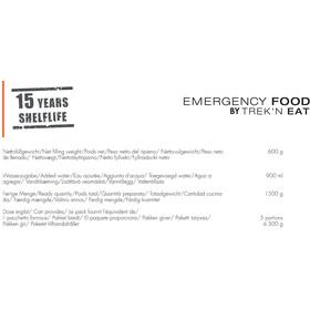 Trek'n Eat Emergency Food Can 600g, Scrambled Eggs with Onions